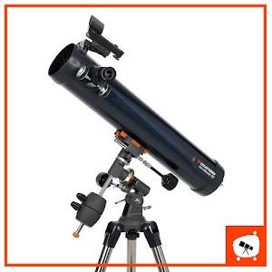 Teleskop Celestron AstroMaster 76EQ