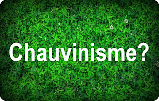 Apa yang dimaksud dengan chauvinisme, contoh tindakan sikap chauvinisme. Definisi arti kata chauvinisme. Apa itu chauvinisme. Chauvisme.