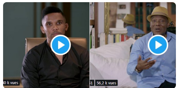 Vidéos: Samuel Eto'o, Joseph Antoine Bell... victimes de racisme en Europe témoignent
