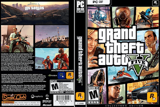 Download Grand Theft Auto (GTA) 5 Game PC Gratis