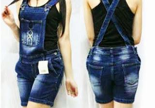 Celana Kodok Model Jeans
