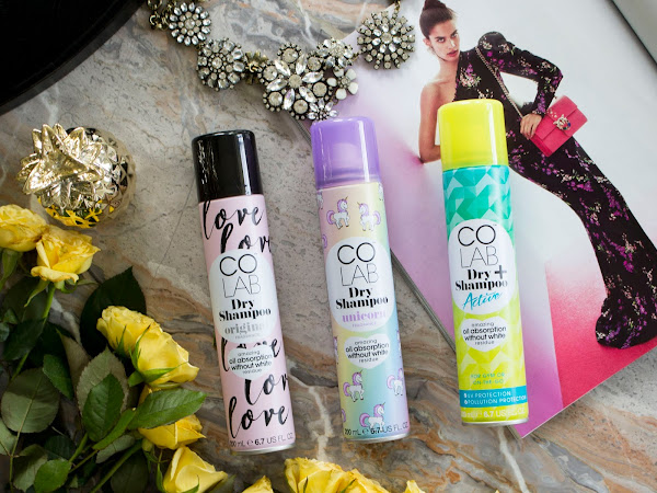 COLAB Dry Shampoo - Meine Favoriten