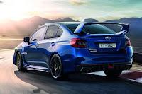 Subaru WRX STI Final Edition (2017) Rear Side
