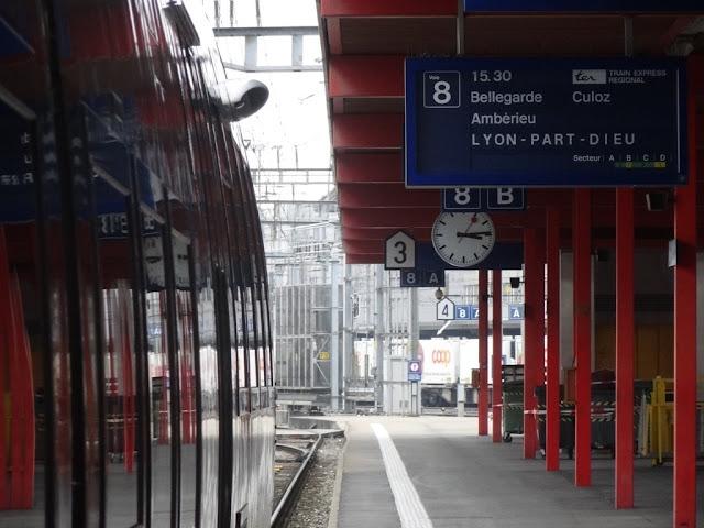 Como ir do aeroporto de Lyon até o centro turístico