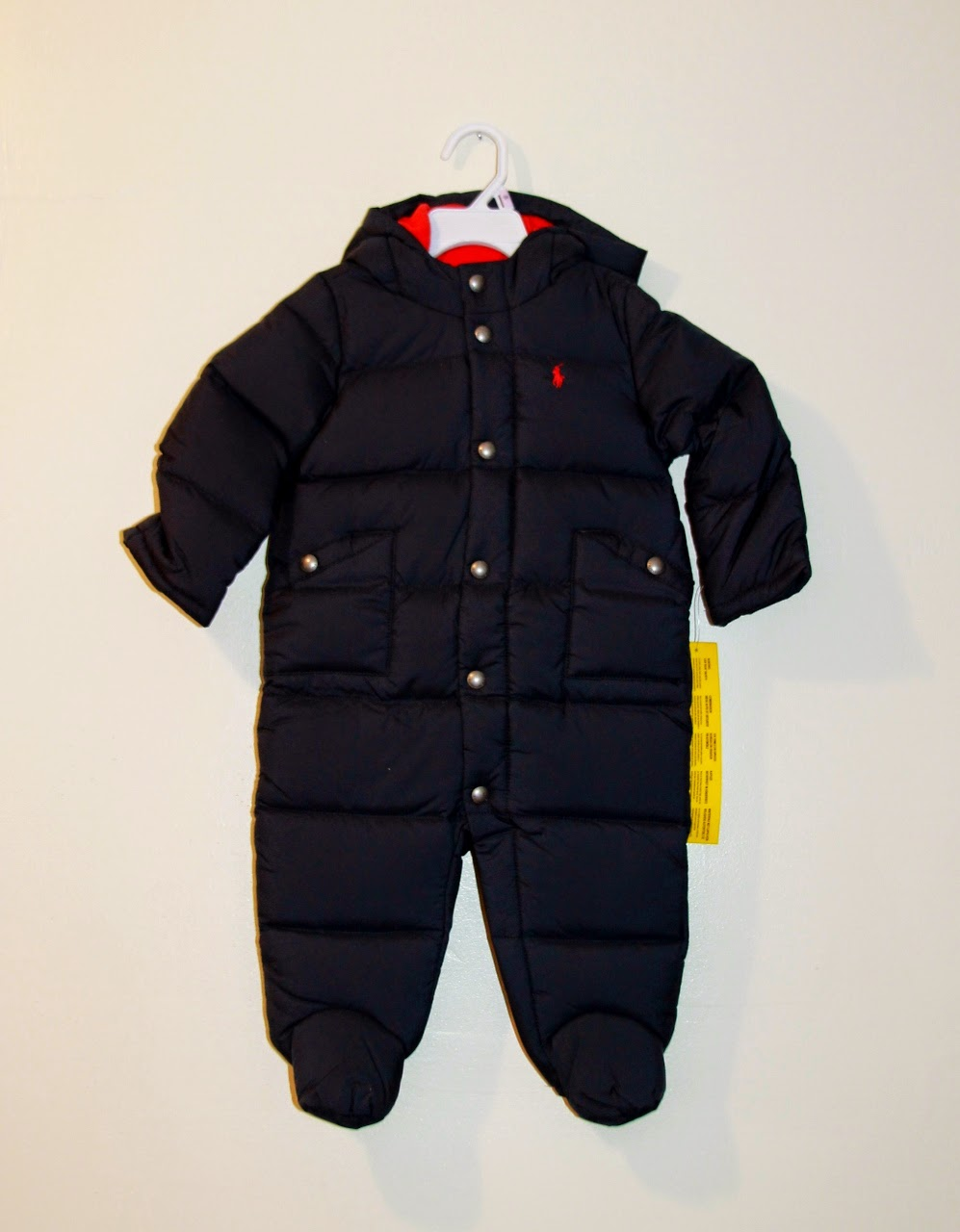 Ralph Lauren Baby Snowsuit Review
