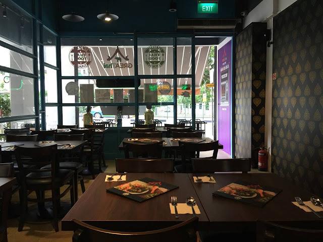 GREAThai Singapore Food Review