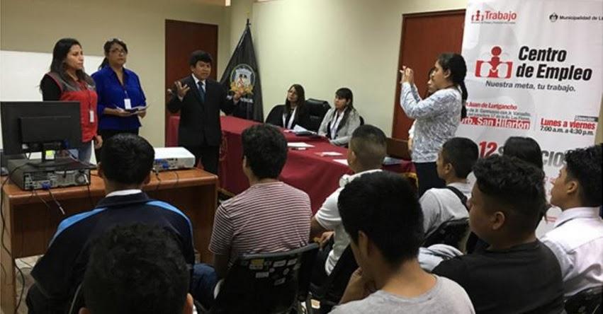 Adolescentes infractores de Lima Este se incorporarán a Servicio Militar Voluntario