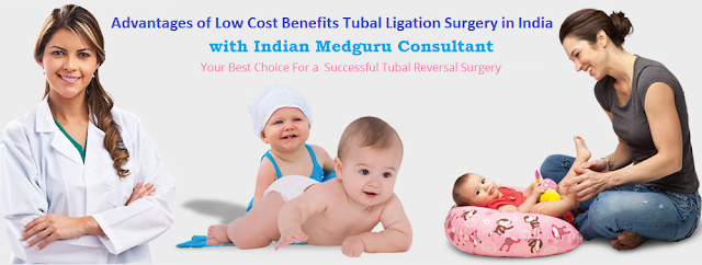 Benefits and risks of  Tubal Ligation Surgery India