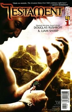 Comics: Testament – Douglas Rushkoff – Liam Sharp