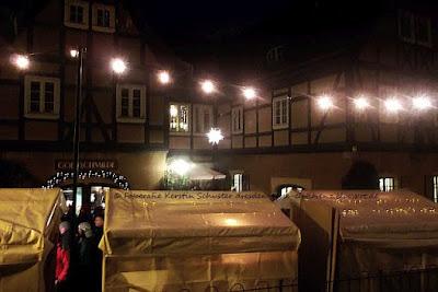 kleiner Weihnachtsmarkt in Dresden