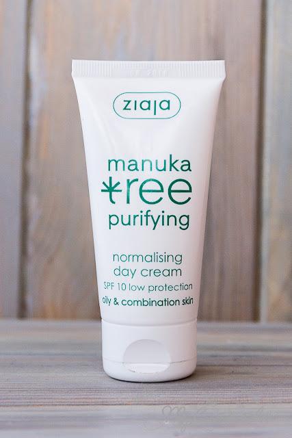 Gama Manuka para piel grasa de Ziaja