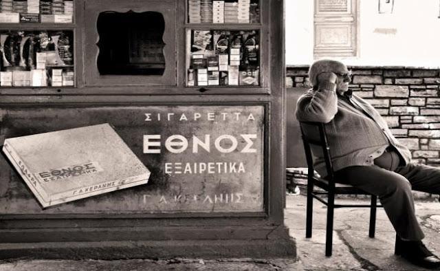 Τα περίπτερα έχουν την δική τους ιστορία που ξεκινά στο Ναύπλιο