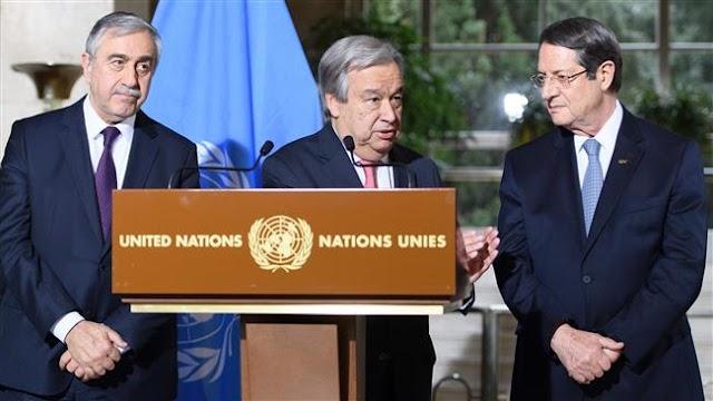 After Cyprus talks, grievances surface