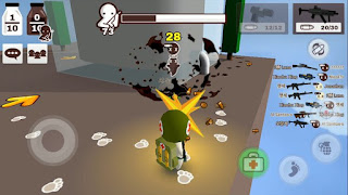 MilkChoco Online FPS Mod Apk