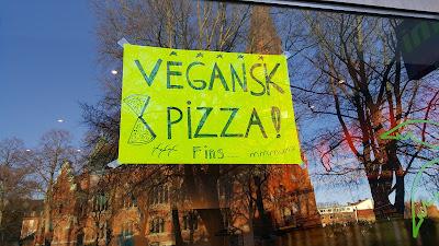Miami pizza och restaurang Lund - veganskt - Rörelse för djurrätt