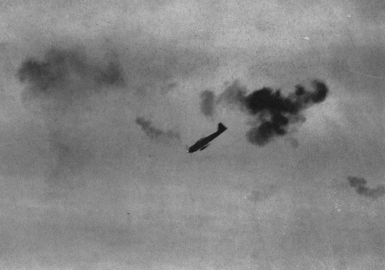A6M/零式艦上戦闘機による神風特攻