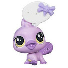 Littlest Pet Shop 3-pack Scenery Plummy Anatin (#86) Pet