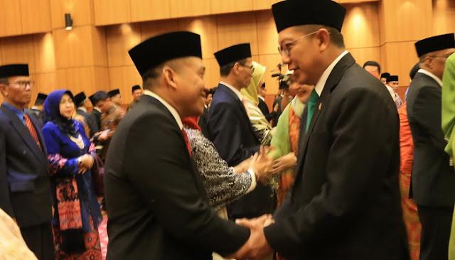 KPK Dikabarkan Turut Menangkap Sekjen Kementerian Agama