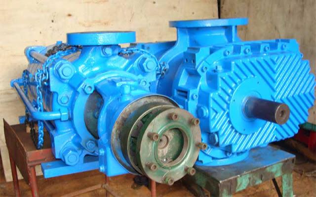 sửa chữa máy thổi khí, bảo dưỡng máy thổi khí, máy thổi khí, Roots blower
