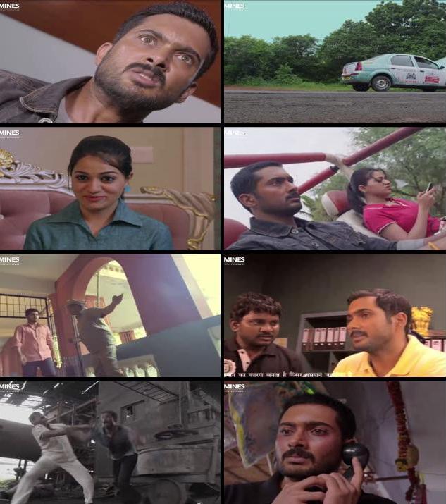 Paap Ko Jalakar Rakh Kar Dunga 2016 Hindi Dubbed 720p HDRip