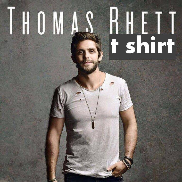 Sixteen Thomas Rhet Mp3 Download: STUDIO Mp3 Hits: T Shirt