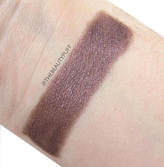 thebalm pinch hitter swatch - the beauty puff