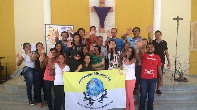 Nasce um grupo da Juventude Missionária em Gurupi (TO)