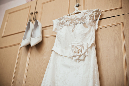 Singapore Laundry: How To Preserve Wedding Dress?