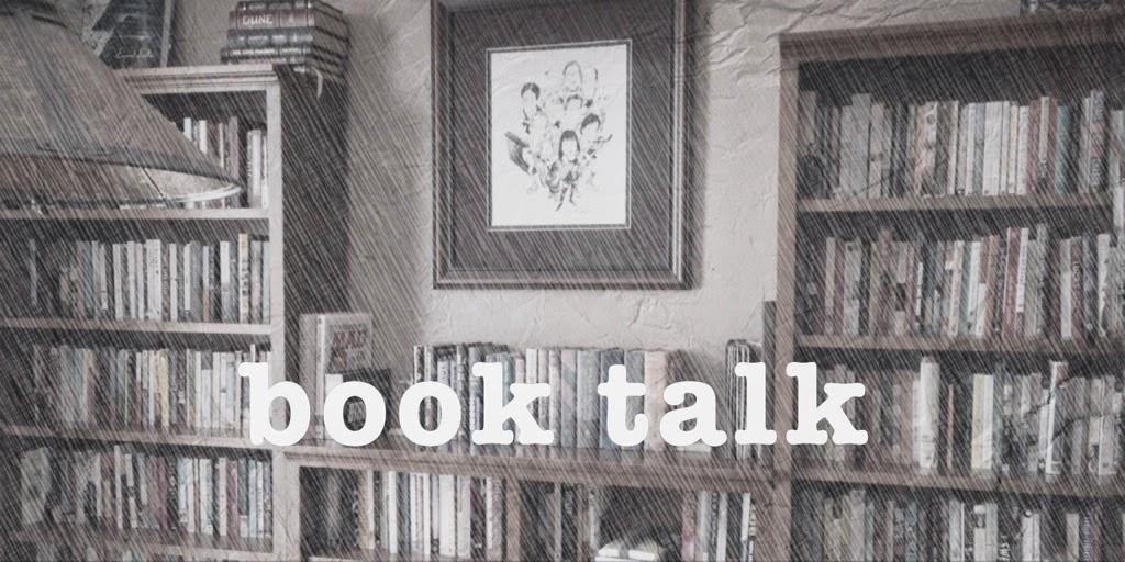 book talk badge