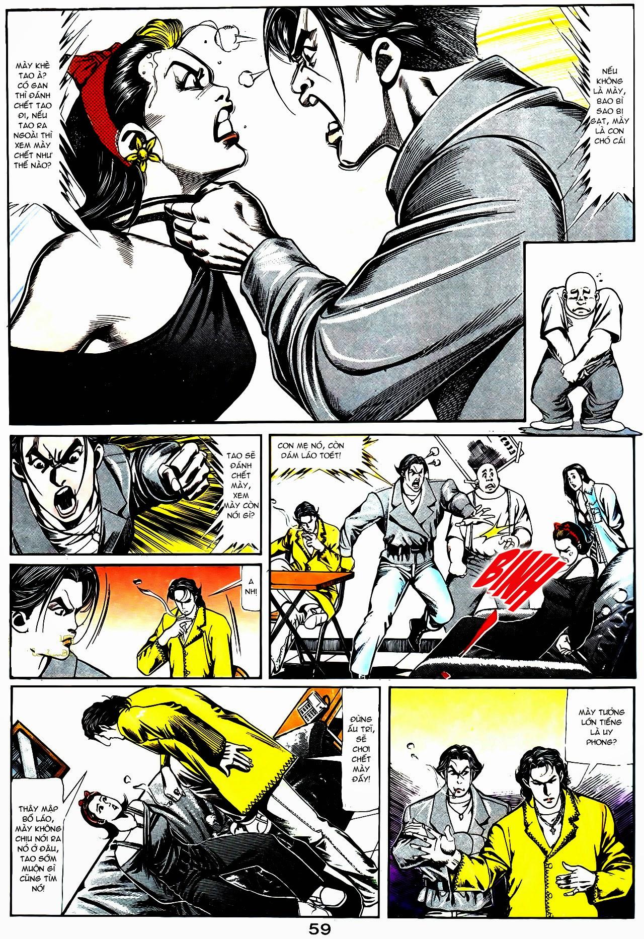 Người Trong Giang Hồ chapter 112: nhân sinh trang 30