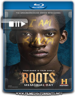 Raízes (Roots) 1ª Temporada Torrent