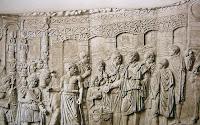 Detalle de la Columna de Trajano