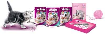 cat food whiskas percuma free sample