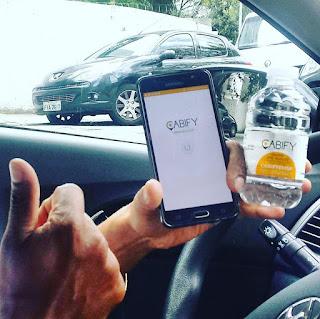 melhores aplicativos de táxi, Cabify