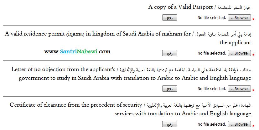 Cara Daftar Online S1 Princess Nourah Bint Abdulrahman University Pnu Santri Nabawi Beasiswa Madinah Beasiswa Arab Saudi