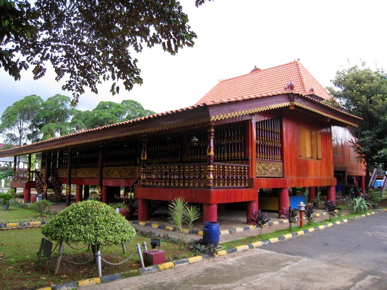 Menggali Keunikan Nilai Seni Dari Rumah Limas Asal Palembang Sumatera Selatan Indonesia Alam Pedia