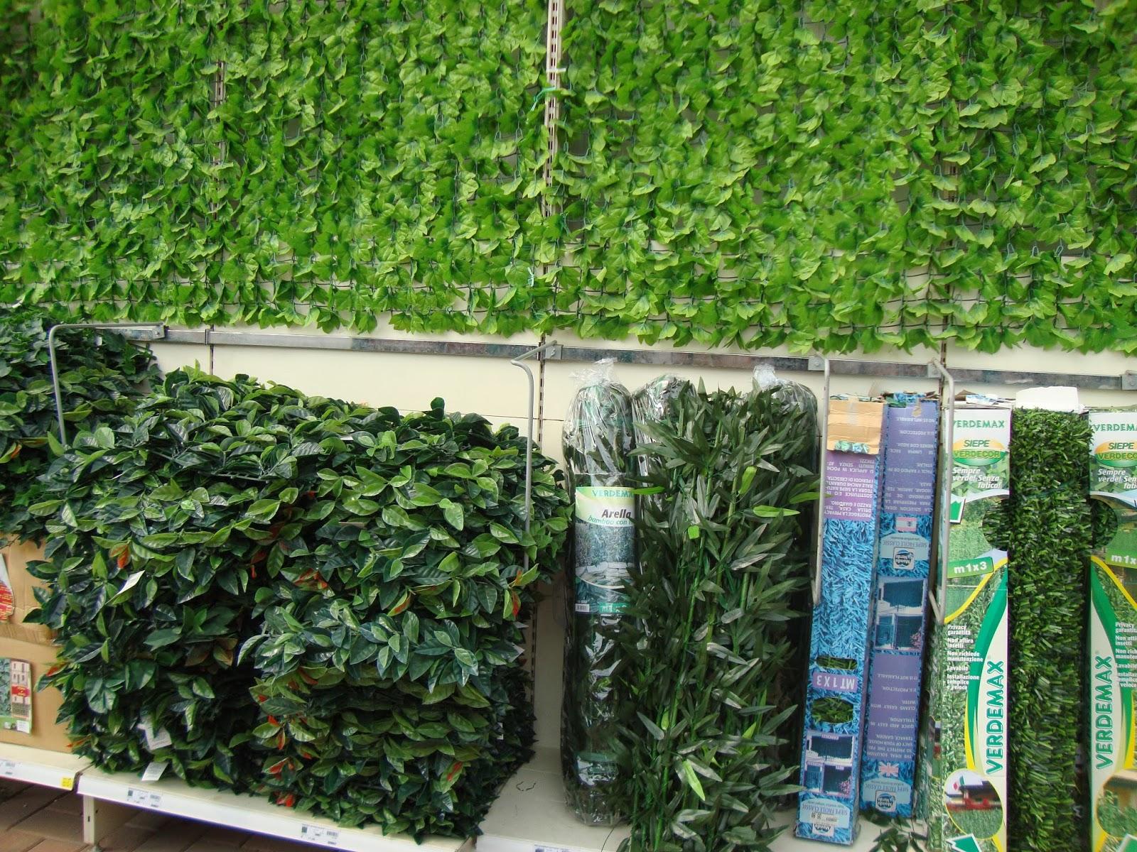 Siepi Da Giardino Finte : Un piccolo giardino in città sempreverde sempreorribile