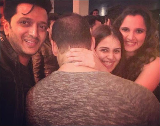 Salman Khan Recreates Vin Diesel Moment On His 50th Birthday
