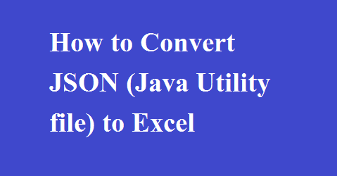 How to Convert your GSTR 2 Json in Excel? - Tally Knowledge