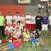 Diretor de Esportes da Secretaria de Educação Carlão Coca Cola, prestigiou o 1ª Torneio Nacaradogolmt vencido pela Jatobás Madeiras/Pingo Madeiras que sagrou-se Campeão
