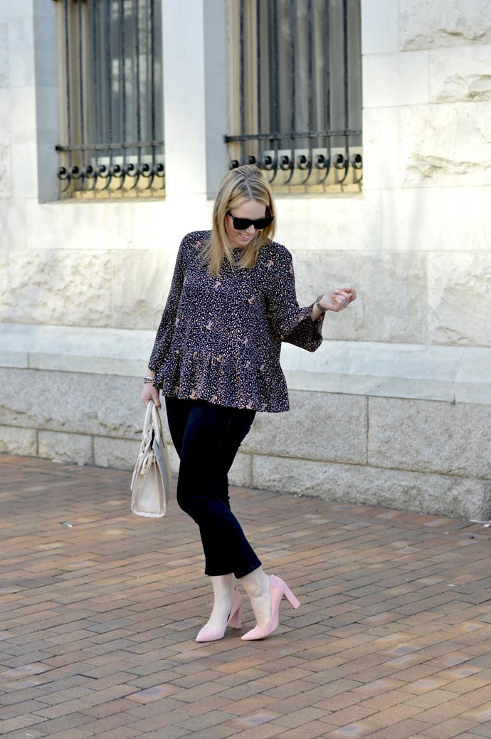 casual spring outfit ideas - A Blonde's Moment - @rachmccarthy7