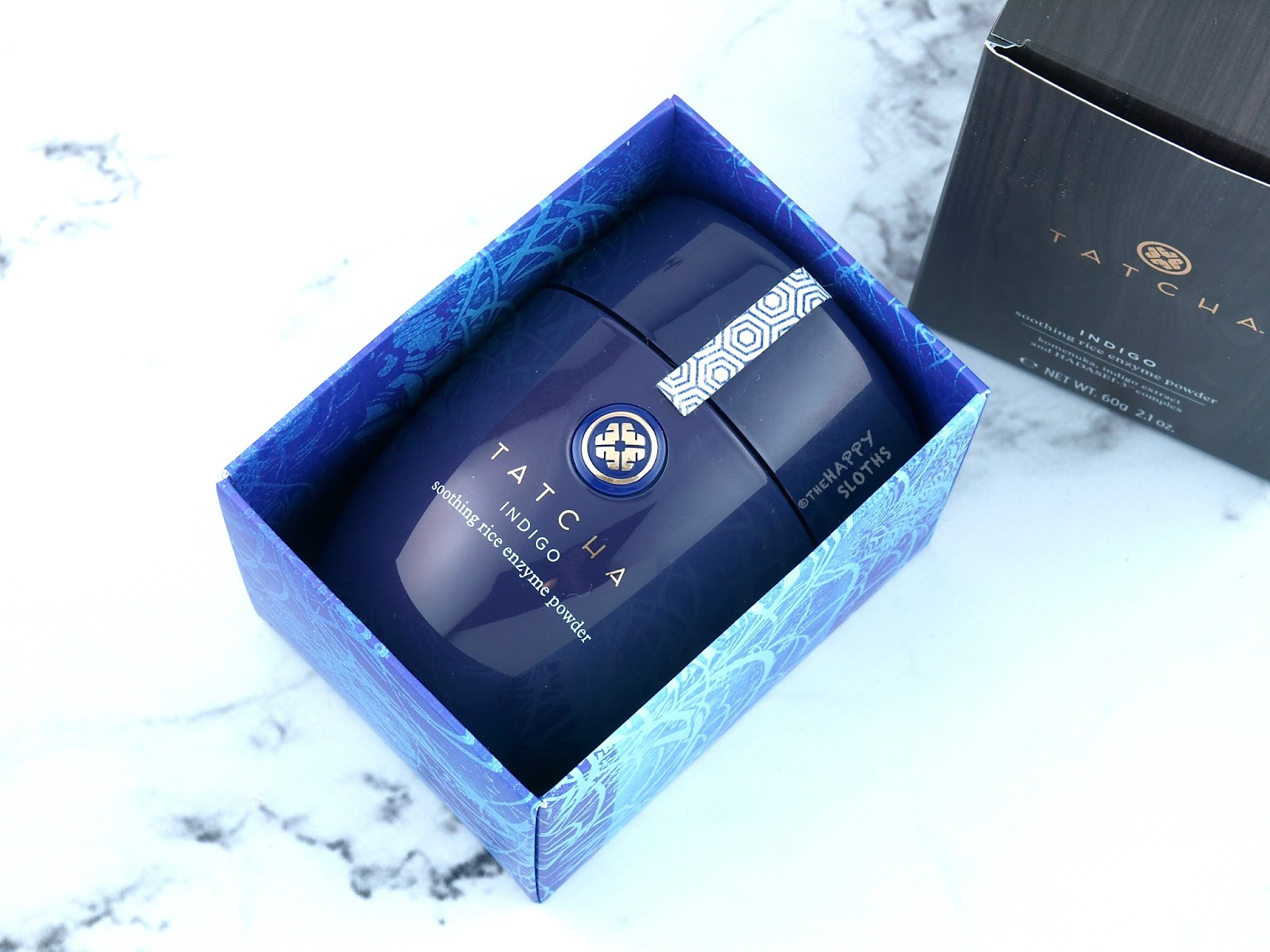Tatcha Indigo Soothing Rice Enzyme Powder: Review