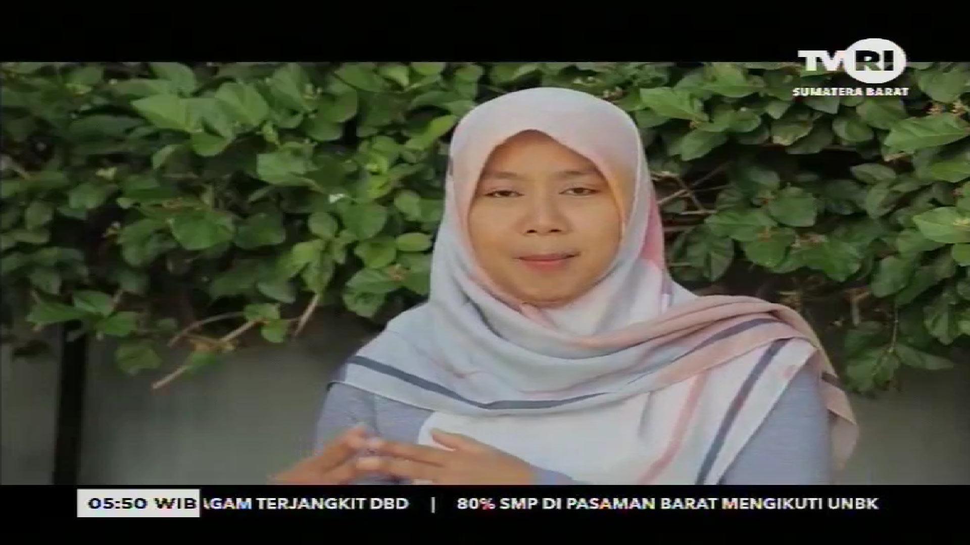 Frekuensi siaran TVRI Sumatera Barat di satelit Telkom 4 Terbaru