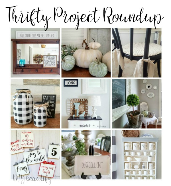 thrifty DIY project ideas  |  DIY beautify