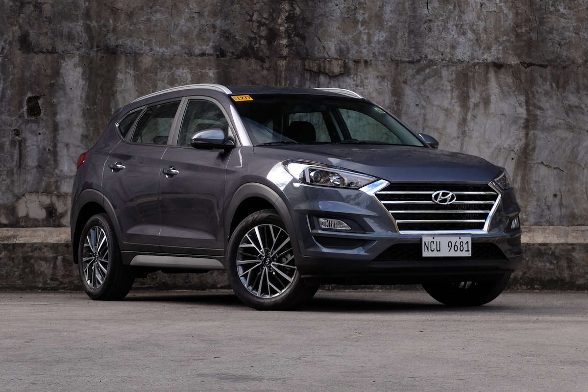 Review 2019 Hyundai Tucson 2 0 Gls Crdi 2wd Carguide Ph