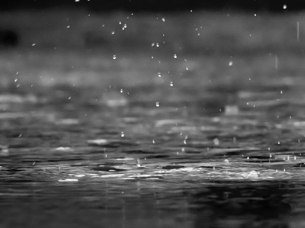 مراحل تكون السحاب ونزول المطر