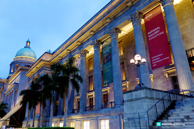 bowdywanders.com Singapore Travel Blog Philippines Photo :: Singapore :: National Gallery Singapore: Plethora of Southeast Asian Art In One Spectacular Place