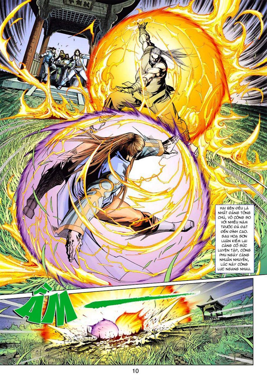 Anh Hùng Xạ Điêu anh hùng xạ đêu chap 45 trang 10