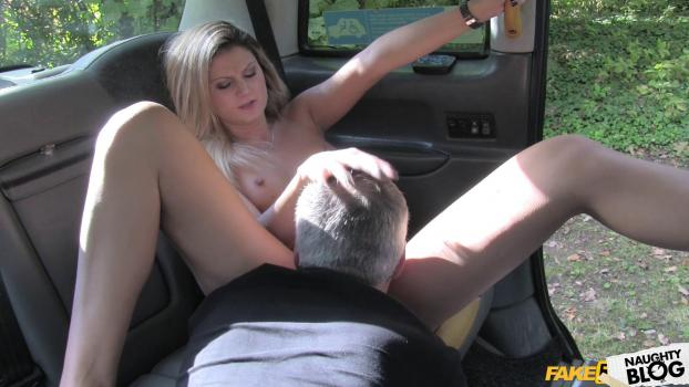 Fake Taxi – Eva Johnson: John Balls Deep in New Taxi Driver