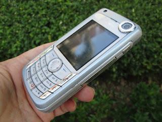Nokia jadul 6680